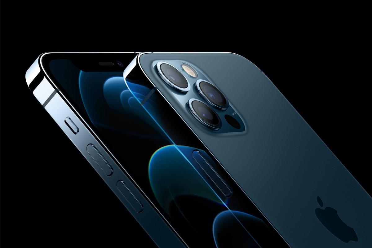 苹果推出高端iPhone 12 Pro和iPhone 12 Pro Max