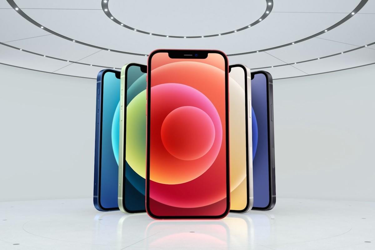 苹果推出具有5G功能的新型iPhone 12和iPhone 12 Mini