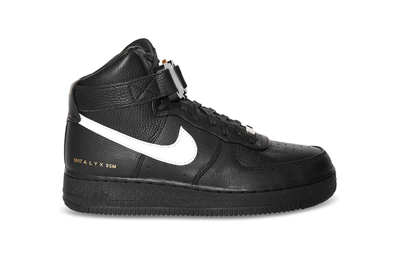 1017 ALYX 9SM x Nike Air Force 1正式发布