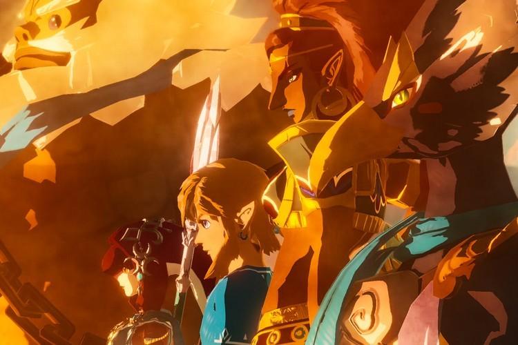 任天堂发布最新《海拉尔勇士:灾难时代》预告片,出现更多角色形象