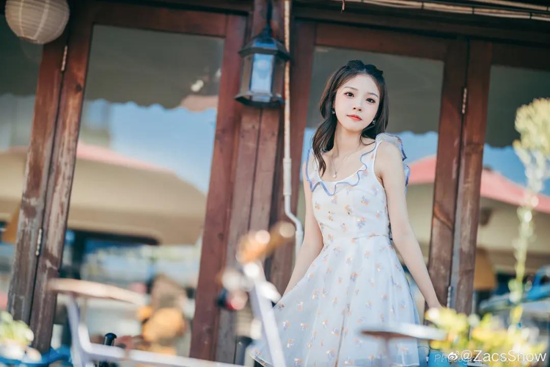 漂亮女孩系列,糕糕兽青春写真