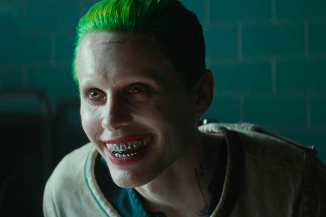杰瑞德·莱托在《正义联盟:斯奈德切特》中饰演小丑角色
