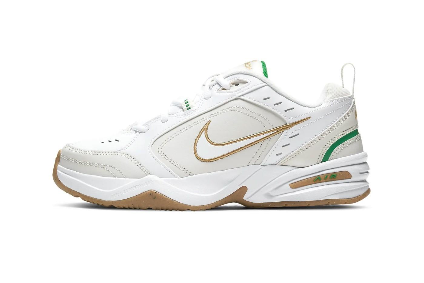 Nike Air Monarch IV采用柔滑幻影灰配色