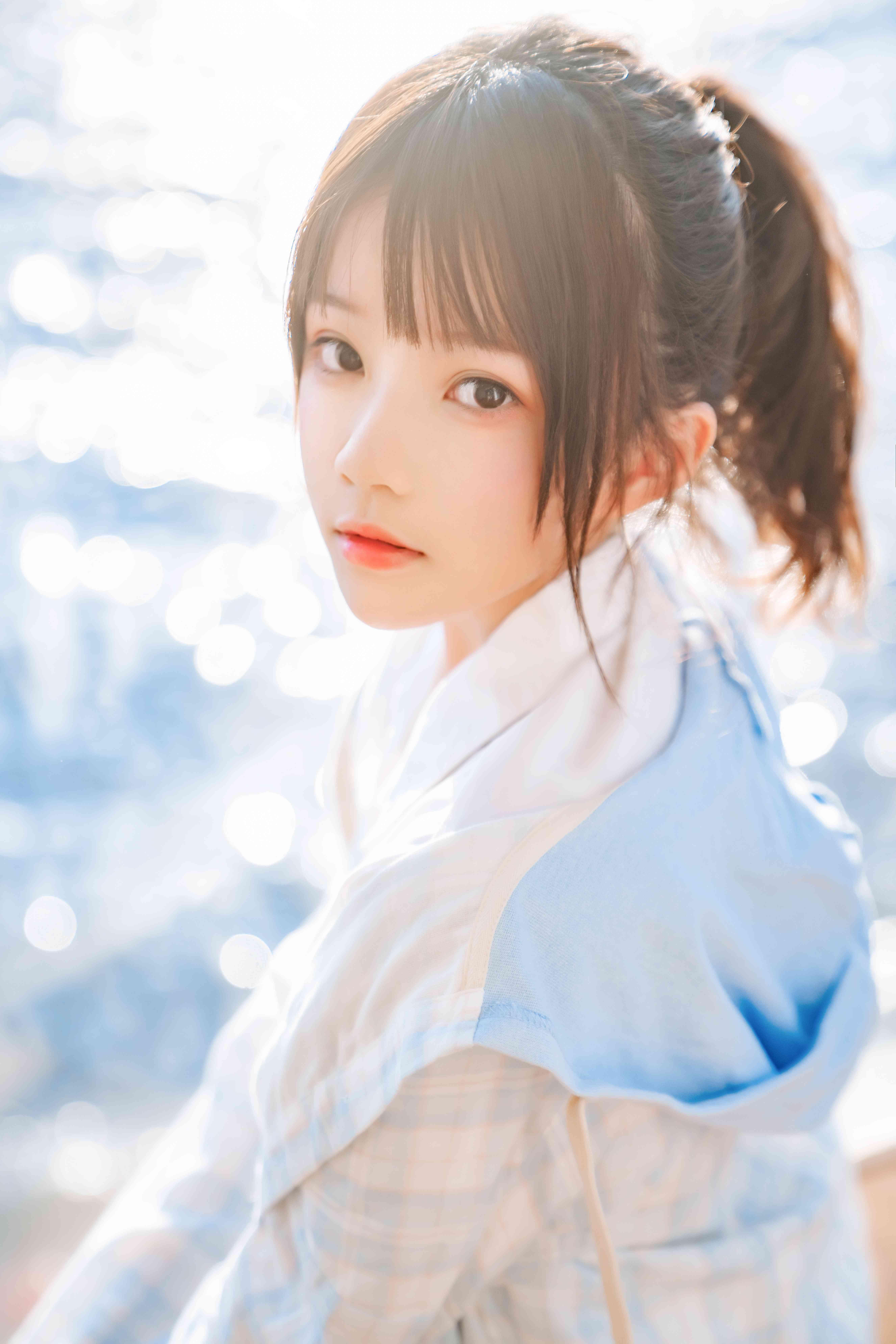桜桃喵感光写真,桜桃未熟系列第二弹