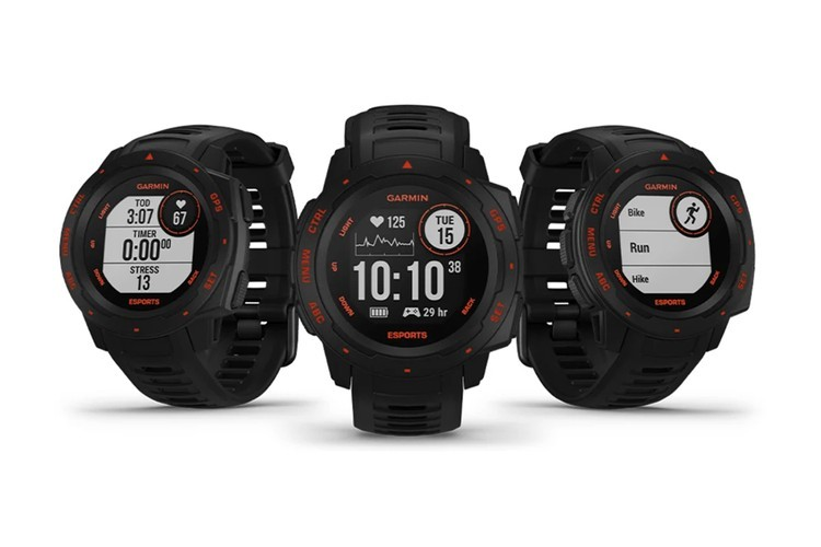 Garmin推出一款专注于电竞的智能手表Instinct Esports Edition