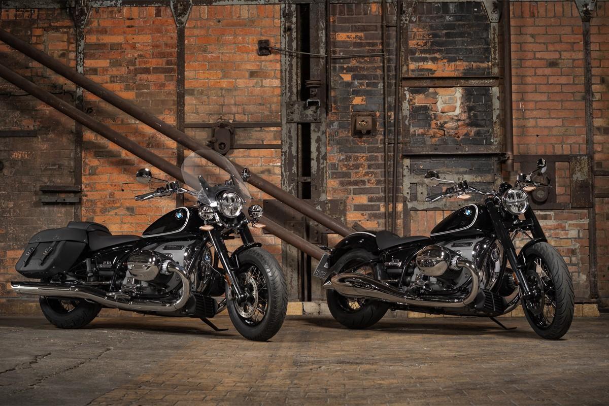 宝马 Motorrad推出新的R18 Classic车型以及升级的R nineT系列