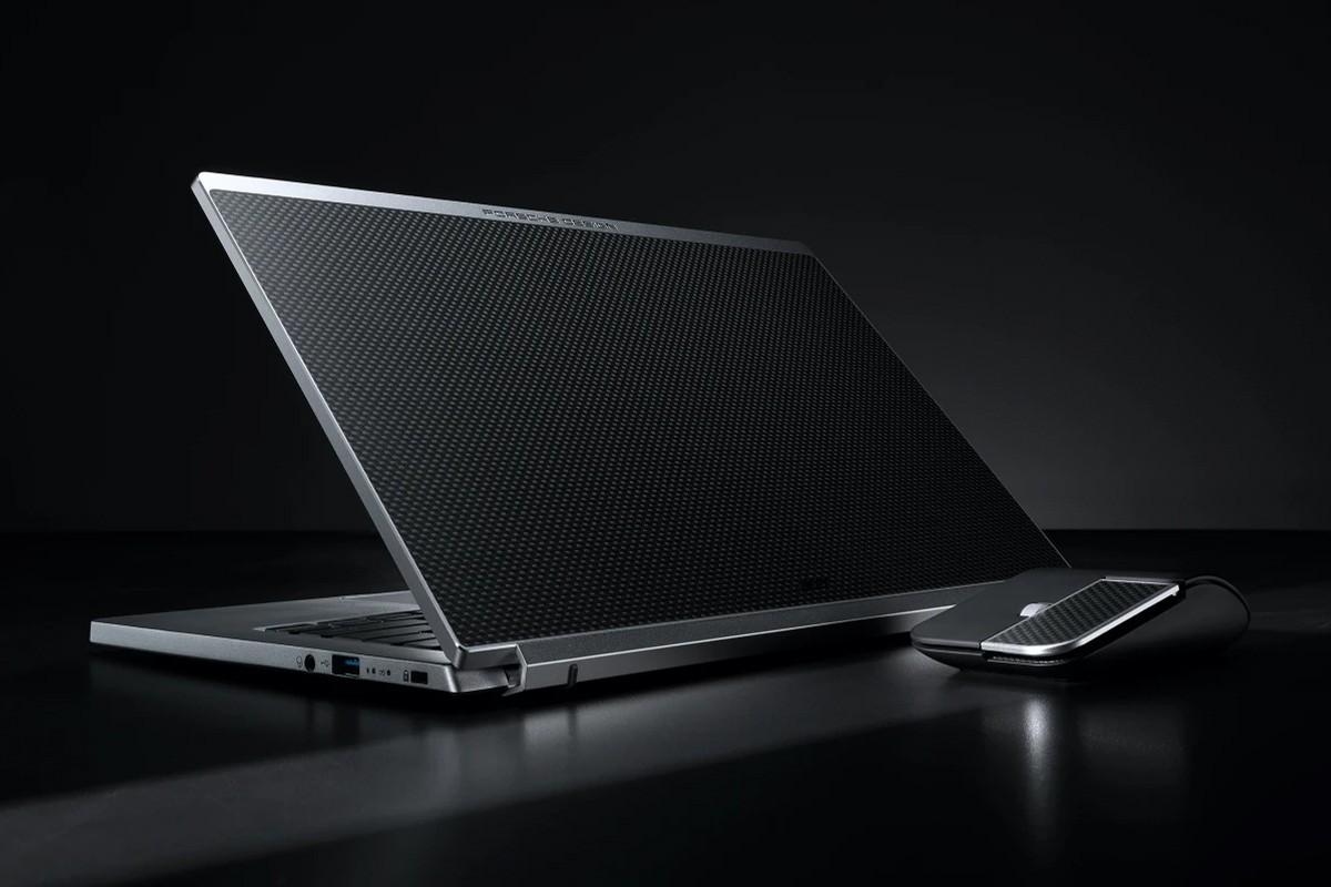 保时捷设计公司与宏碁合作推出宏碁 Book RS i7笔记本电脑