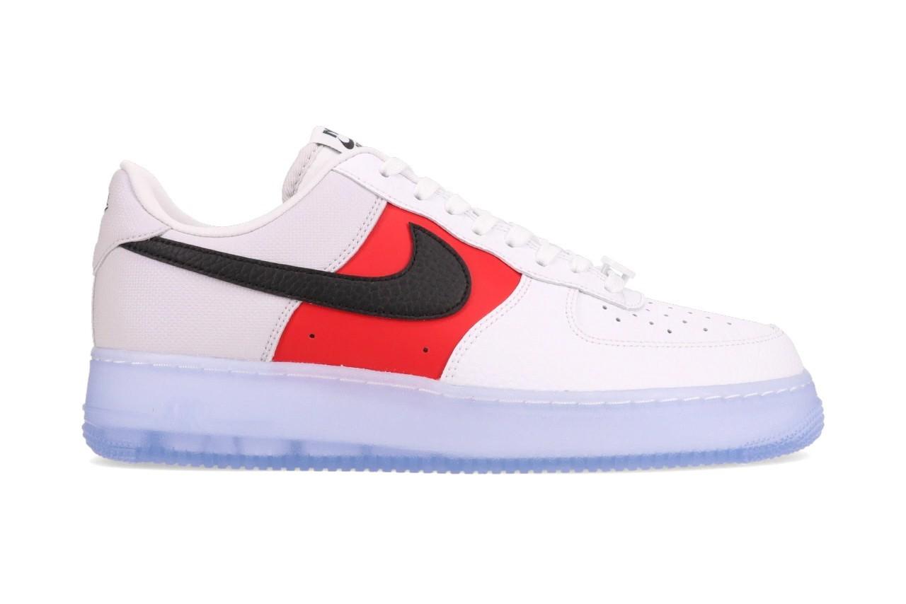 Nike Air Force 1 '07 LV8获得大胆的三色配色