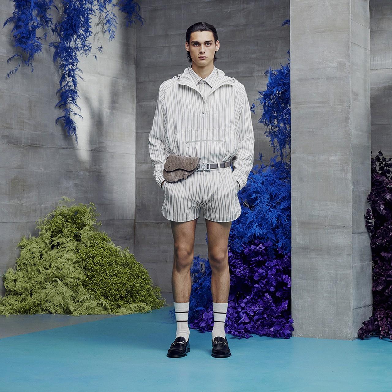 迪奥(Dior)2021度假男装系列
