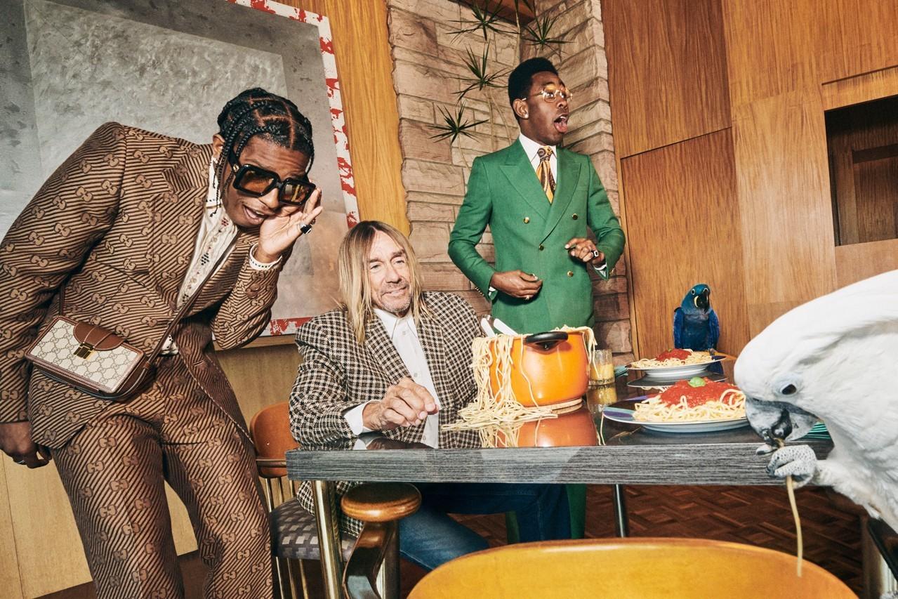 古驰(Gucci)夺回世界最热门品牌头把交椅