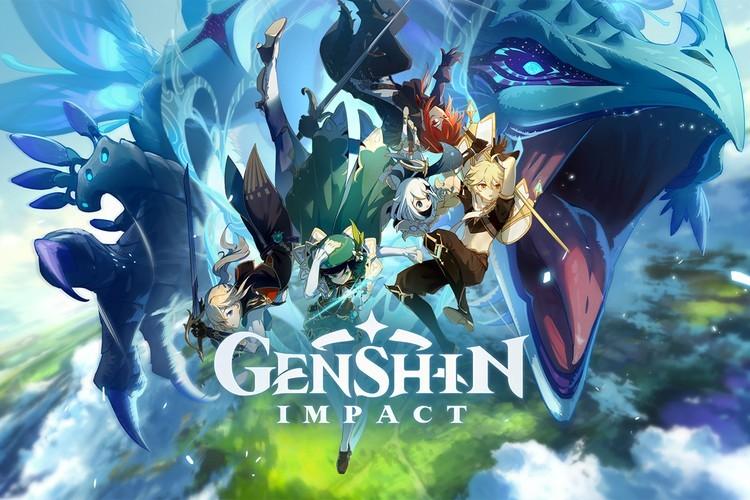 原神Genshin Impact将随着大规模更新后登陆PS5