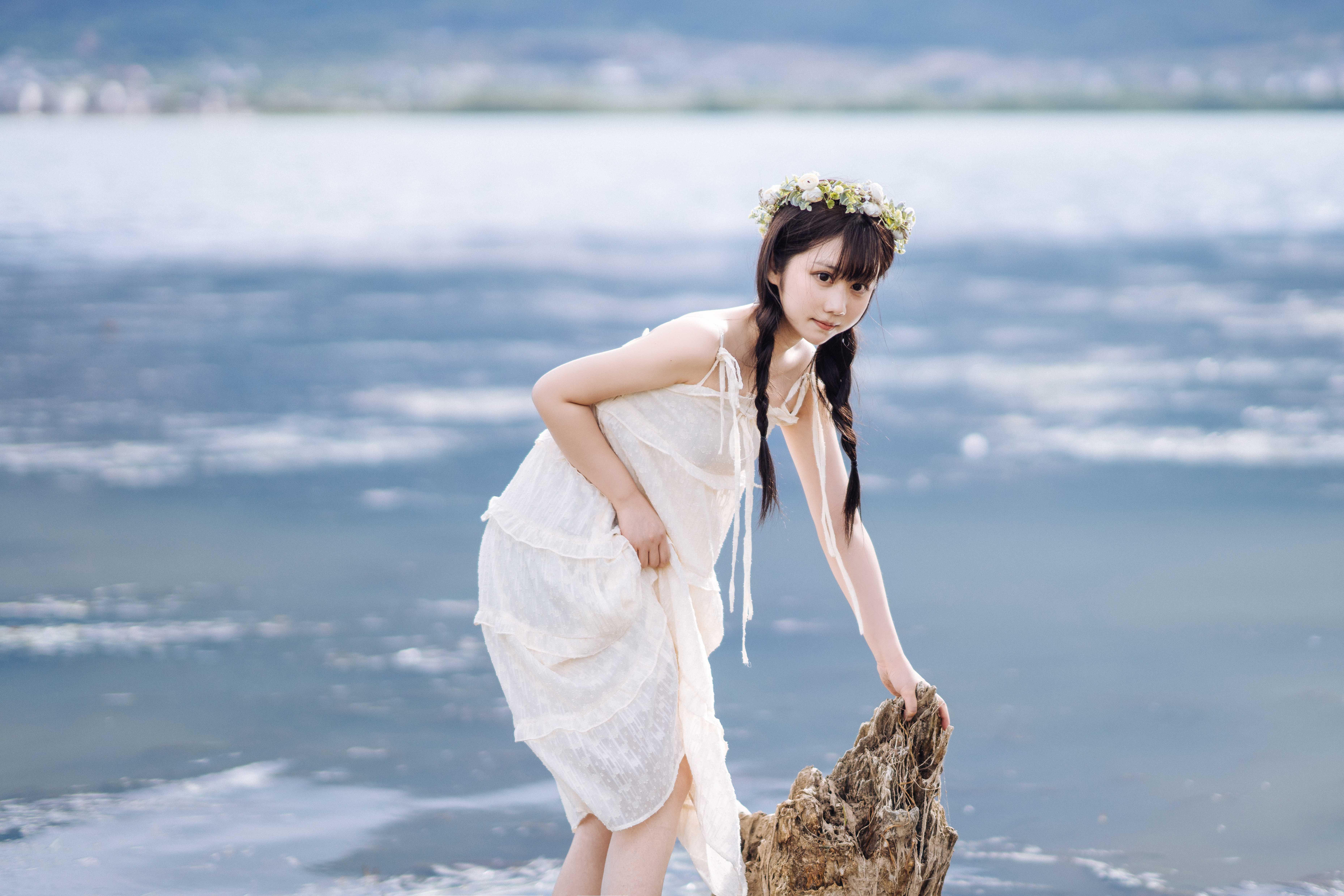镜酱_静夏写真,有你的风景才美丽