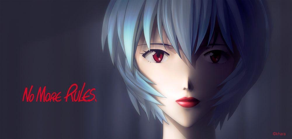 《新世界福音战士》与彩妆品牌KATE合作推出绫波零联名唇彩盘宣传影片同步公开