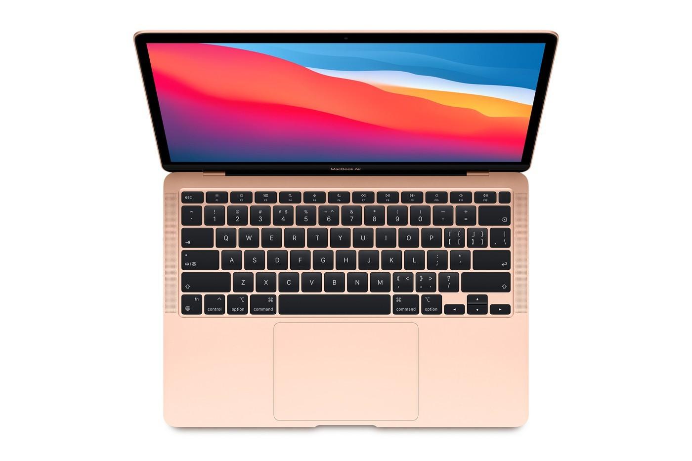 苹果推出新型M1芯片,推出最新的Mac产品阵容