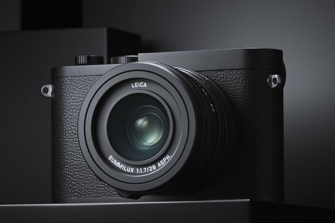 徕卡推出Q2 Monochrom黑白相机