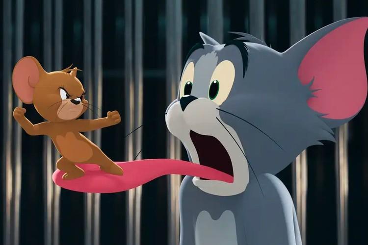 华纳兄弟公司为即将上映的《猫和老鼠》动画电影推出预告片