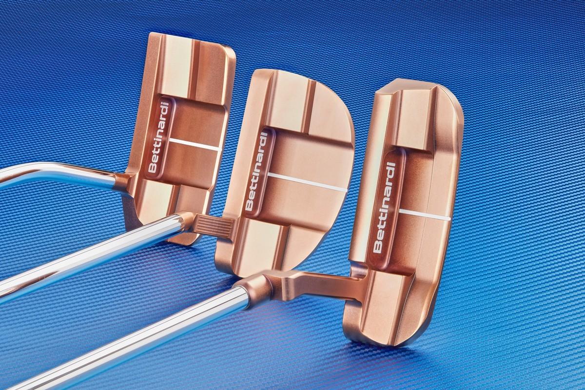 Bettinardi Golf推出2021年新全新Queen B和Inovai推杆