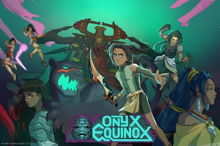 Crunchyroll的新原创系列《Onyx Equinox》将幻想与中美洲文化融合在一起