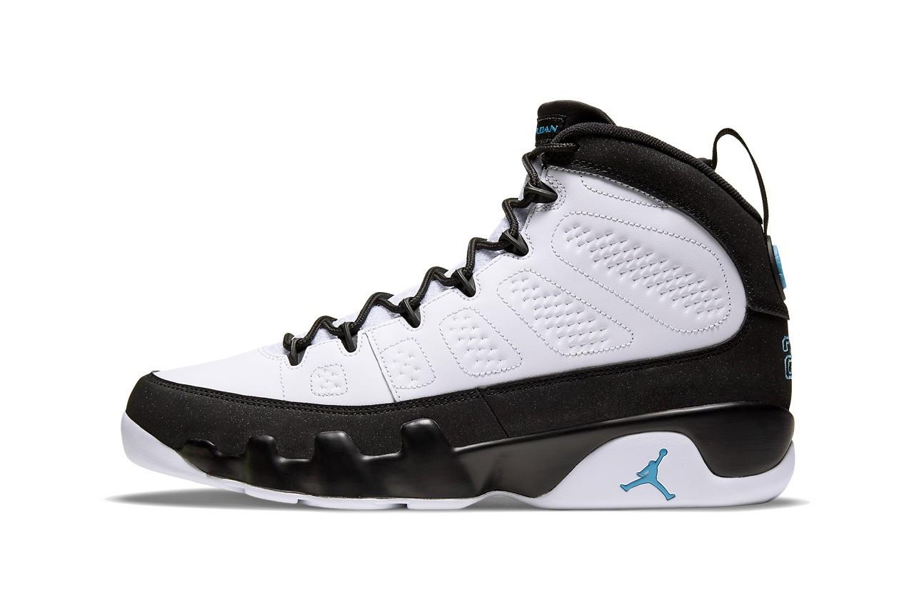 Air Jordan 9 University Blue配色即将发布
