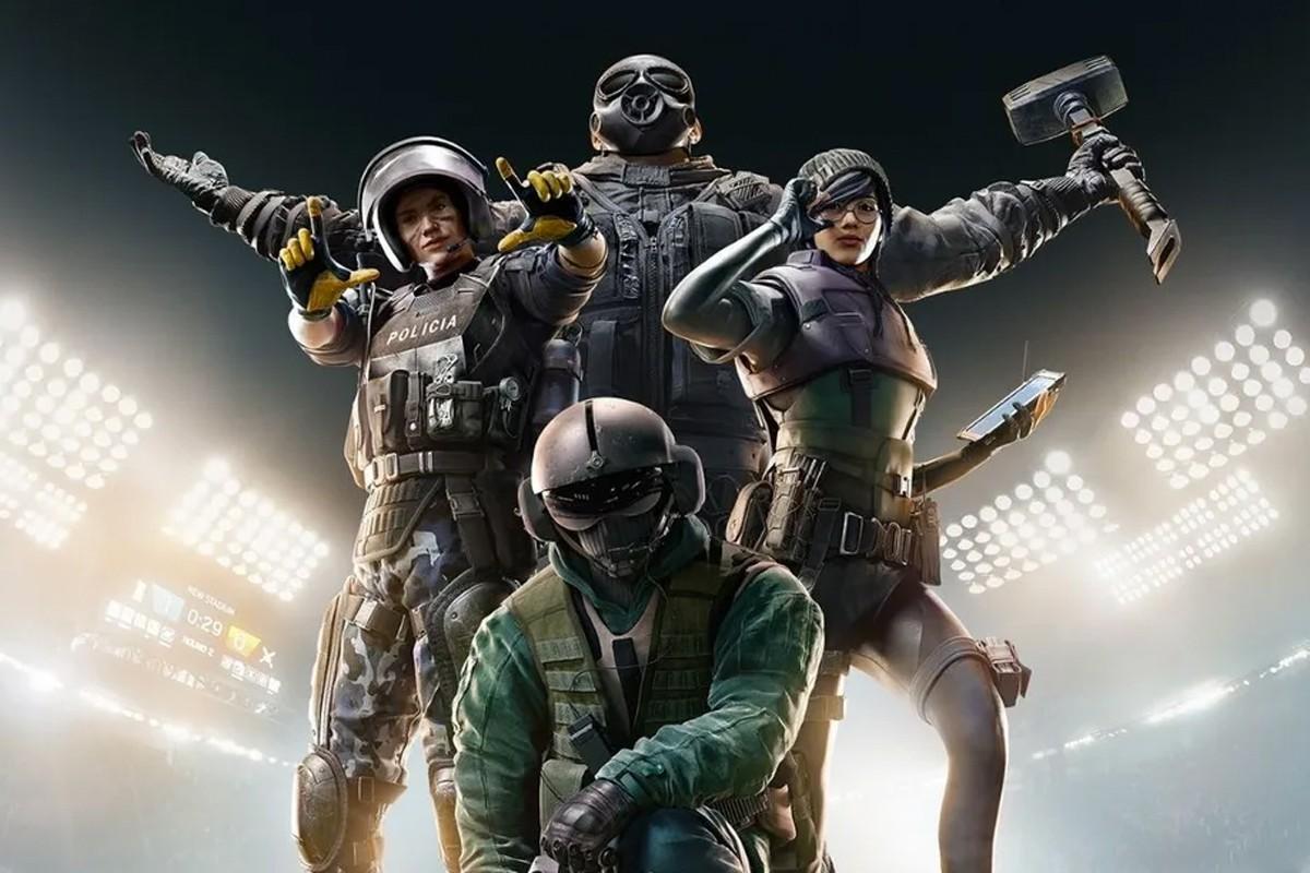 育碧将于12月提供《彩虹六号:围攻》在PS5和Xbox Series X的更新