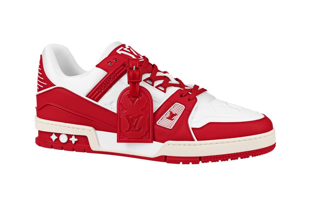 路易威登(Louis Vuitton)推出运动鞋(RED)为艾滋病基金筹款