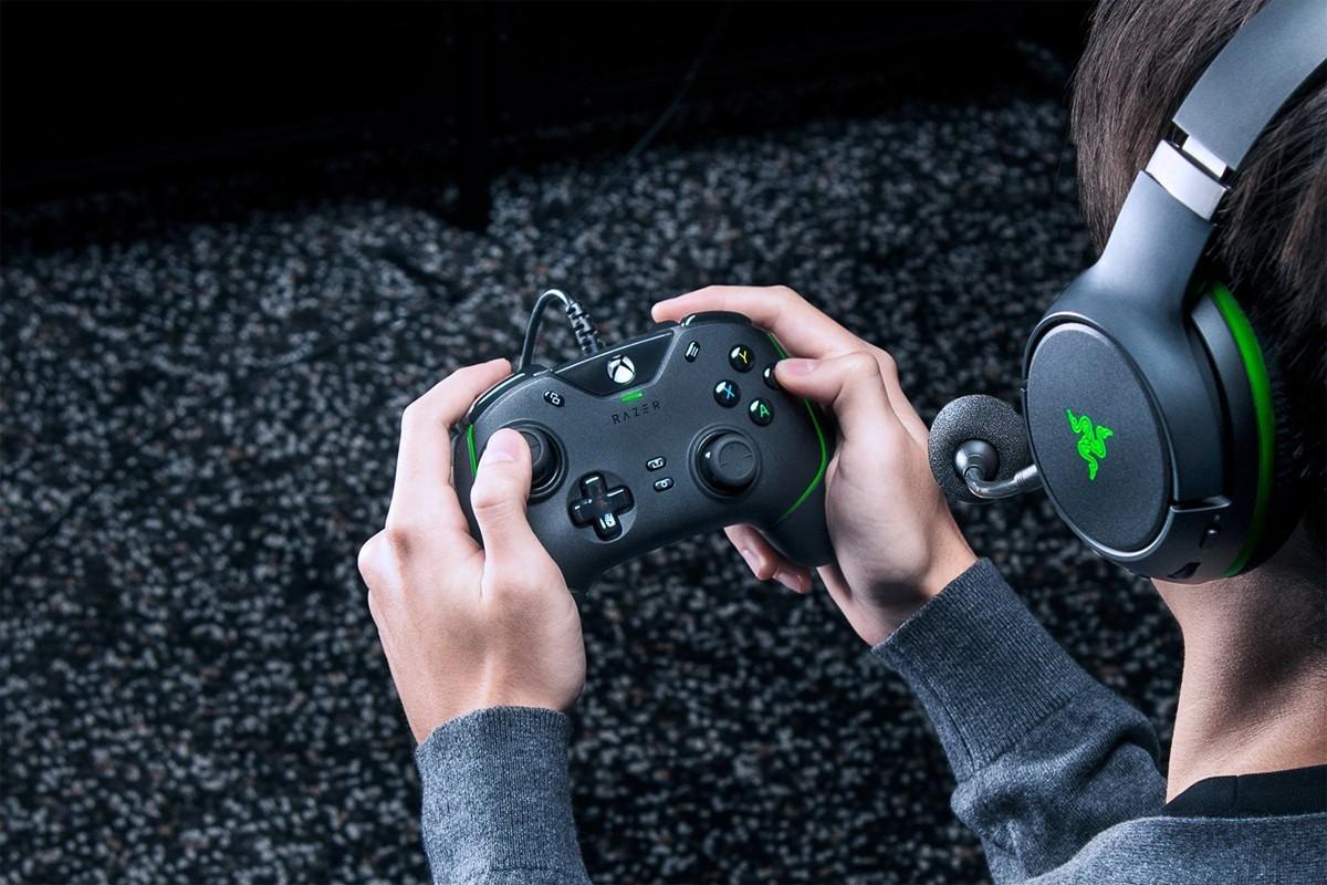 雷蛇为Xbox Series X推出了其金刚狼手柄