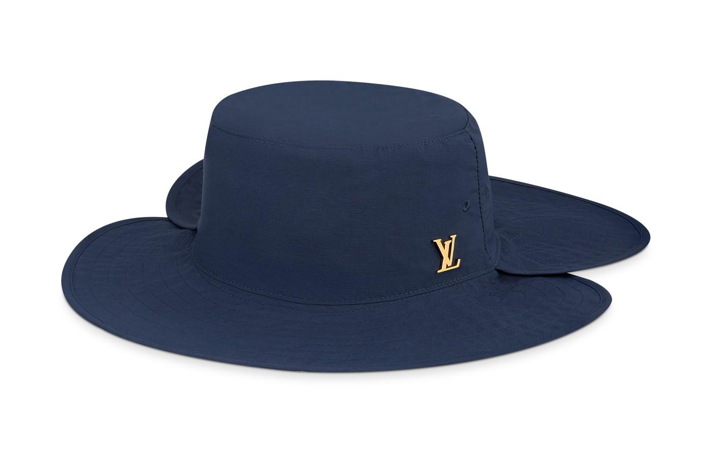 路易威登(Louis Vuitton)推出遮阳帽LV Hiker Hat