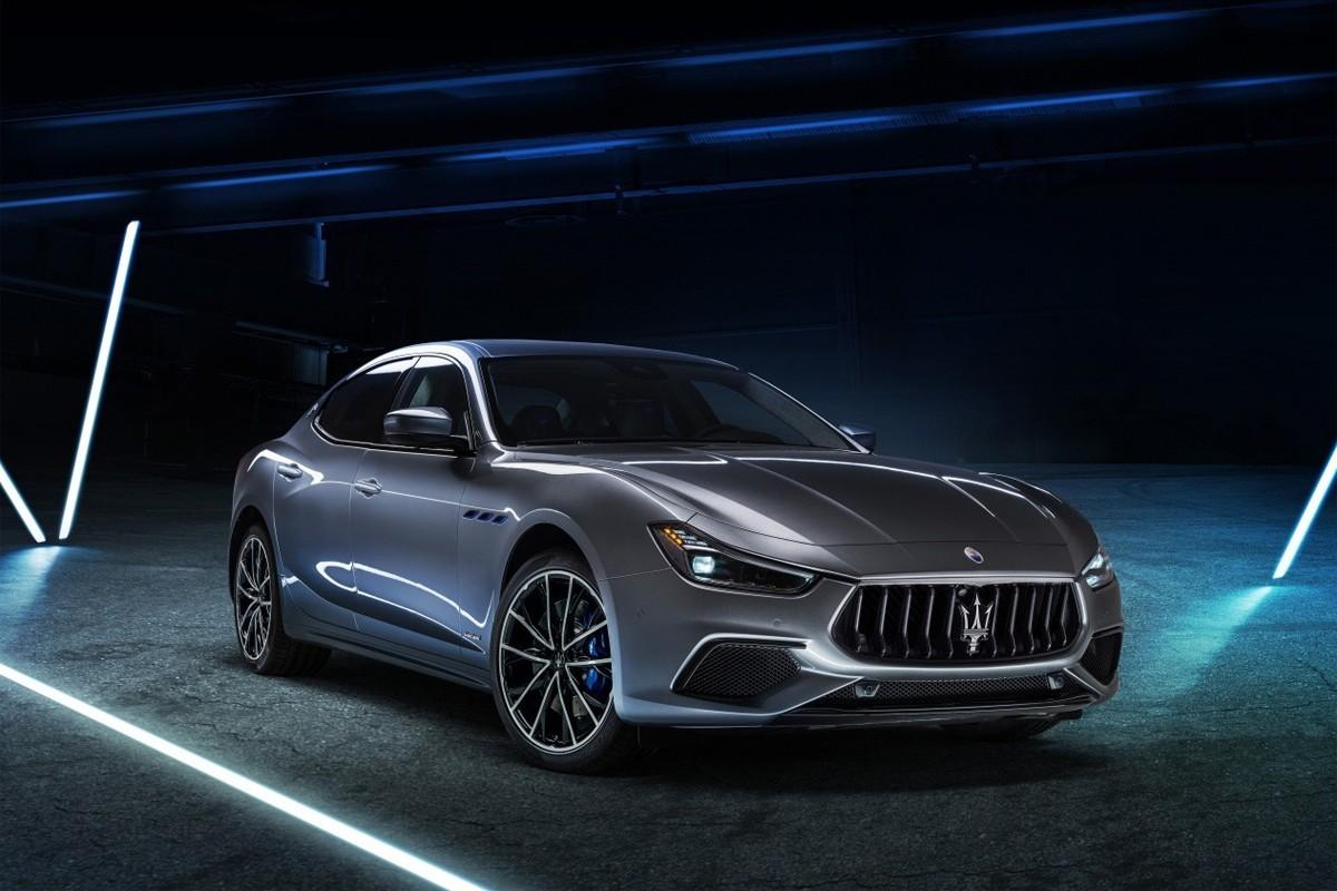 玛莎拉蒂将在2025年实现整车阵容的电动化