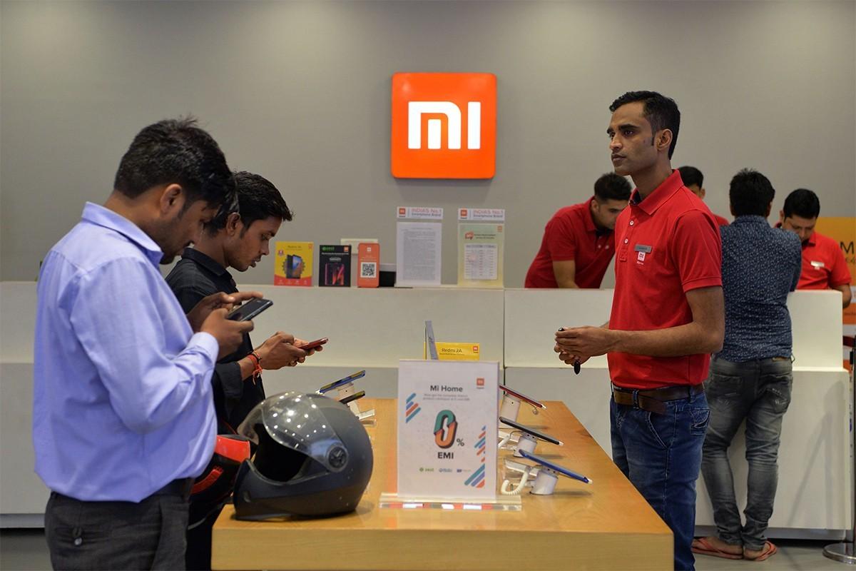 小米上季度销售的智能手机比苹果多400万台