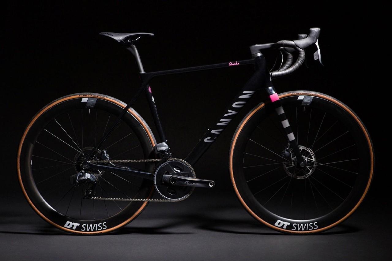 Rapha和Canyon联手打造超级自行车