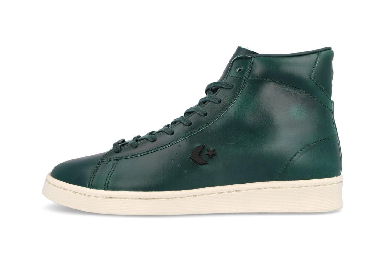 匡威为其最新的Pro Leather Pack提供高级Horween升级