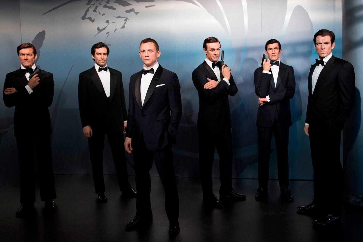 19部《007》系列电影在YouTube上免费观看