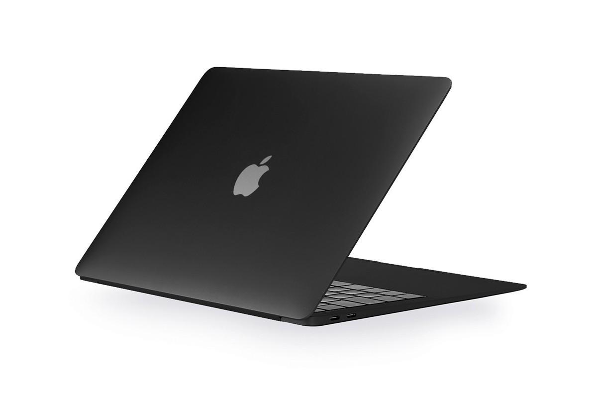 苹果申请哑光黑色Macbook漆面专利申请