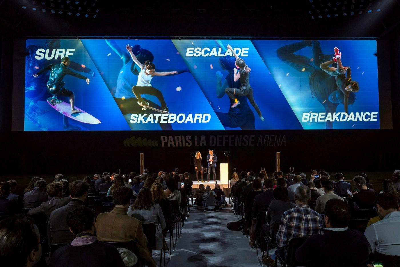 霹雳舞现在将成为奥林匹克运动项目