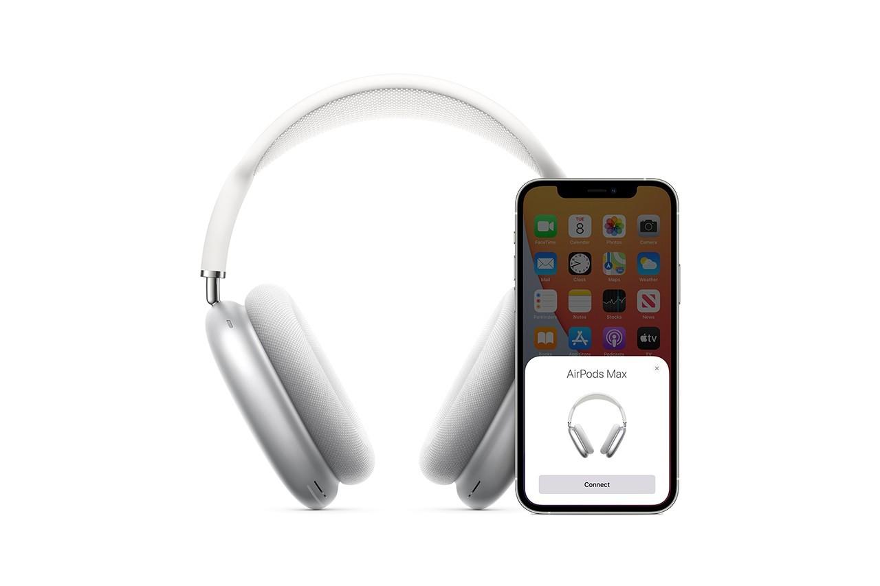 苹果推出AirPods Max