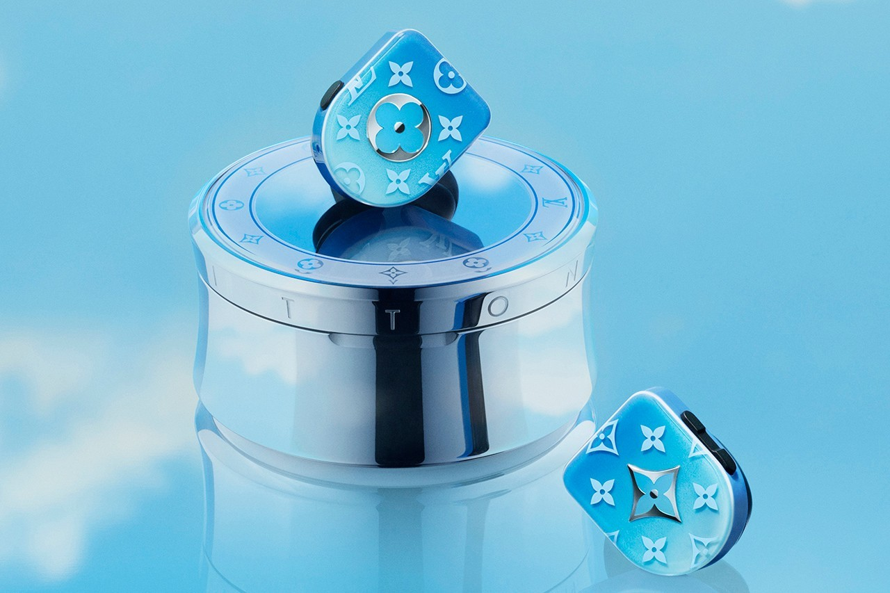 路易威登发布渐变蓝配色Horizon耳机