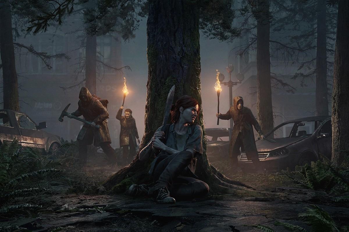 《最后生还者2》获得2020年度最佳游戏