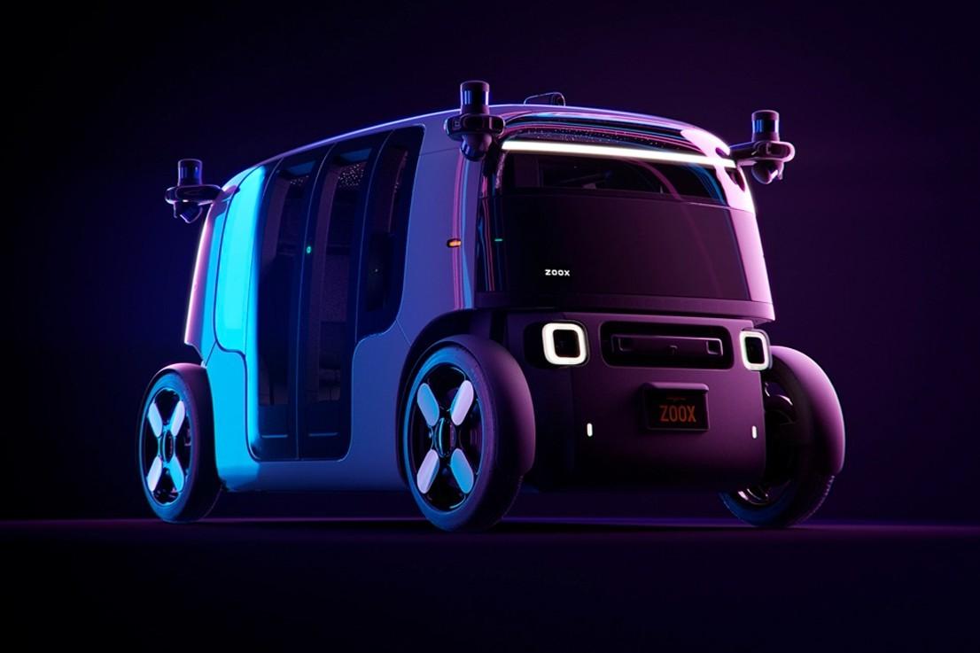 亚马逊推出了新的自动驾驶出租车Zoox
