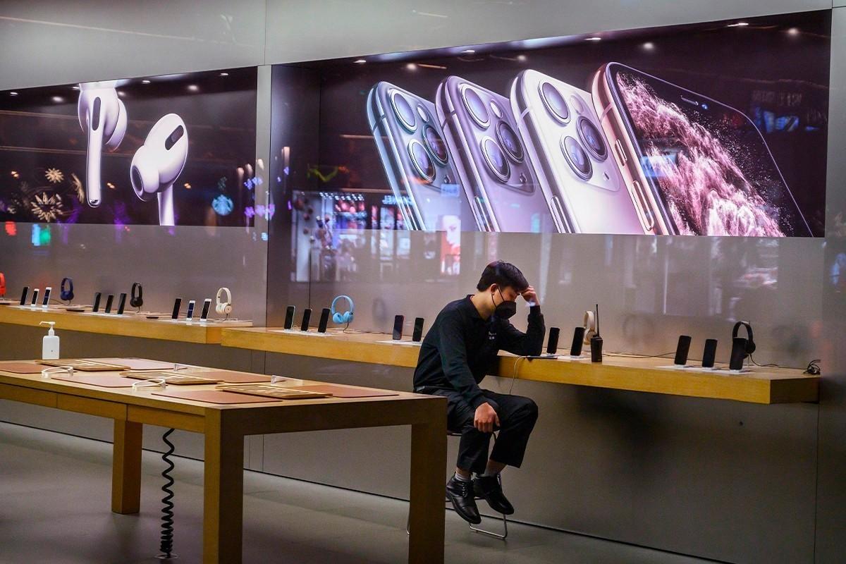 苹果因新冠肺炎疫情增多而关闭加州商店