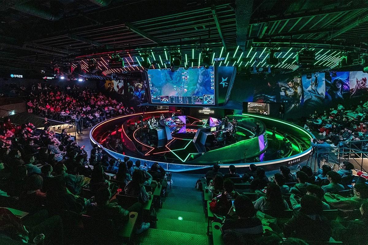 电子竞技将成为2022年亚运会的正式比赛项目