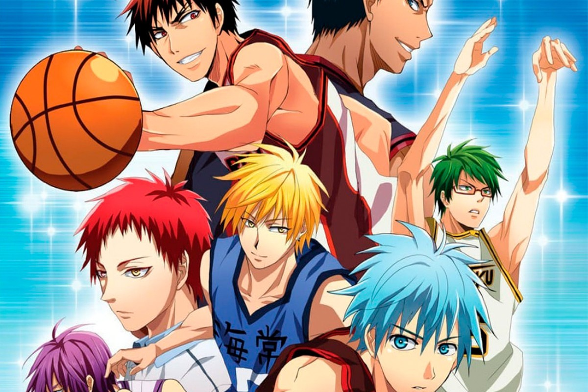 Netflix宣布增加黑子的篮球动漫