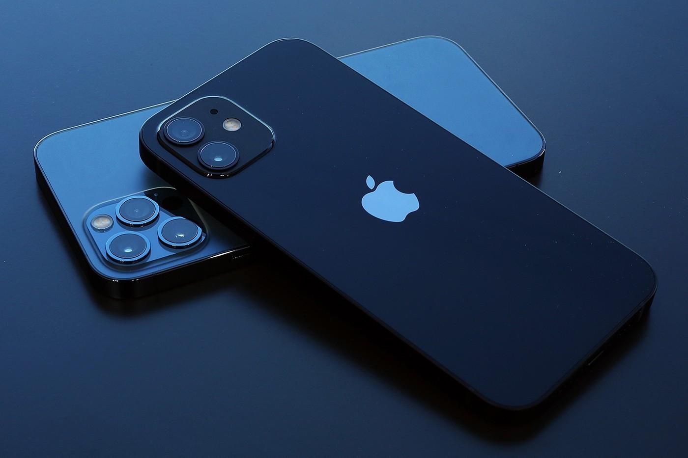 苹果的iPhone 12排名最畅销5G智能手机