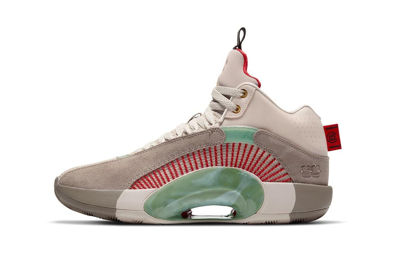 CLOT x Air Jordan 35联名系列