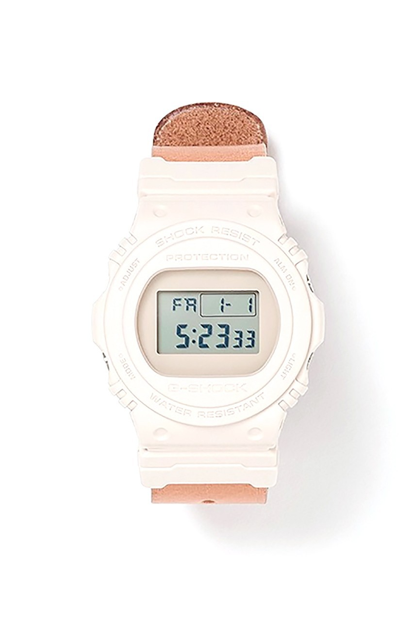 亨德计划与G-Shock合作推出DW-5750联名款手表