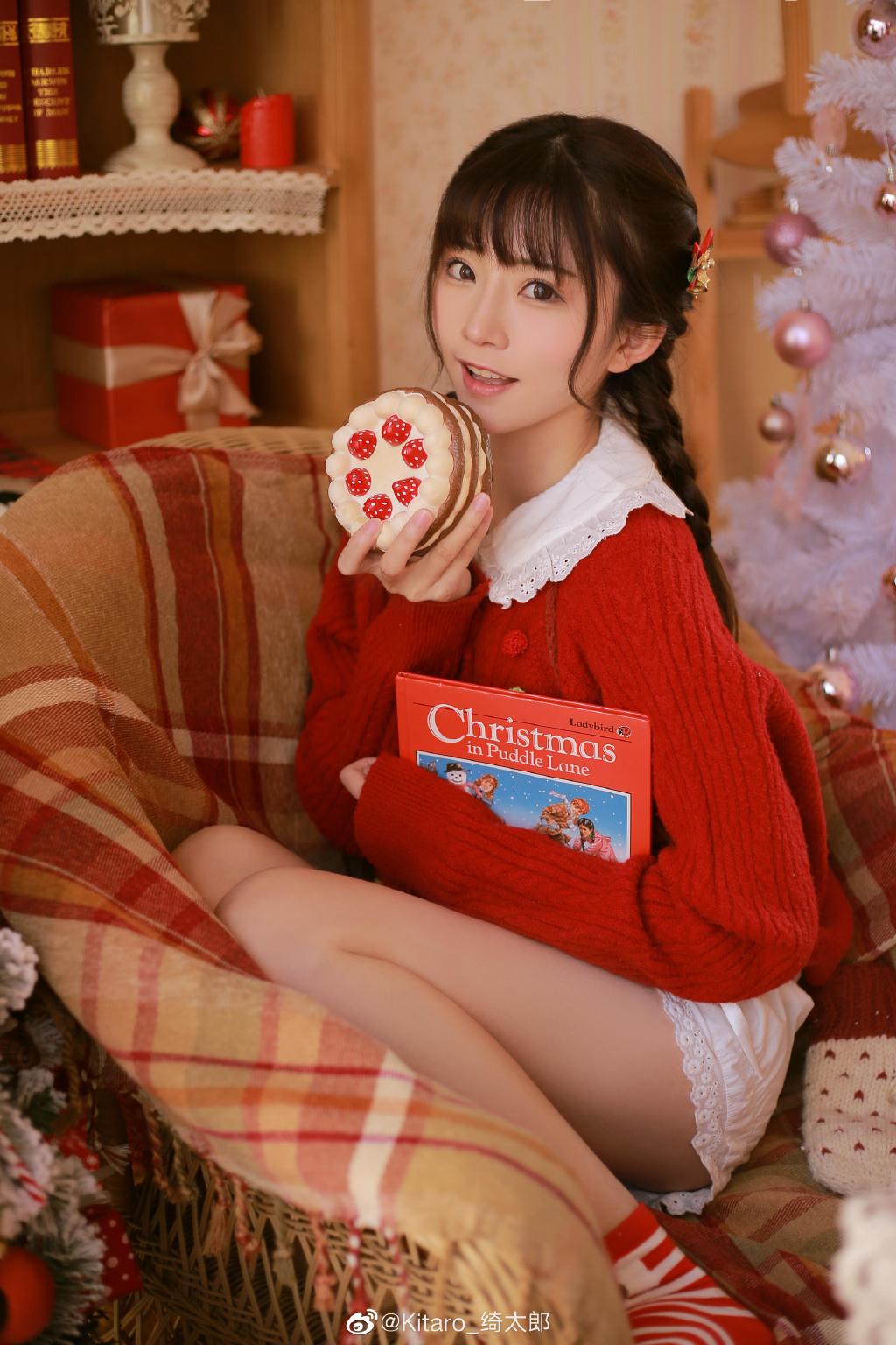 Kitaro_绮太郎圣诞节主题写真