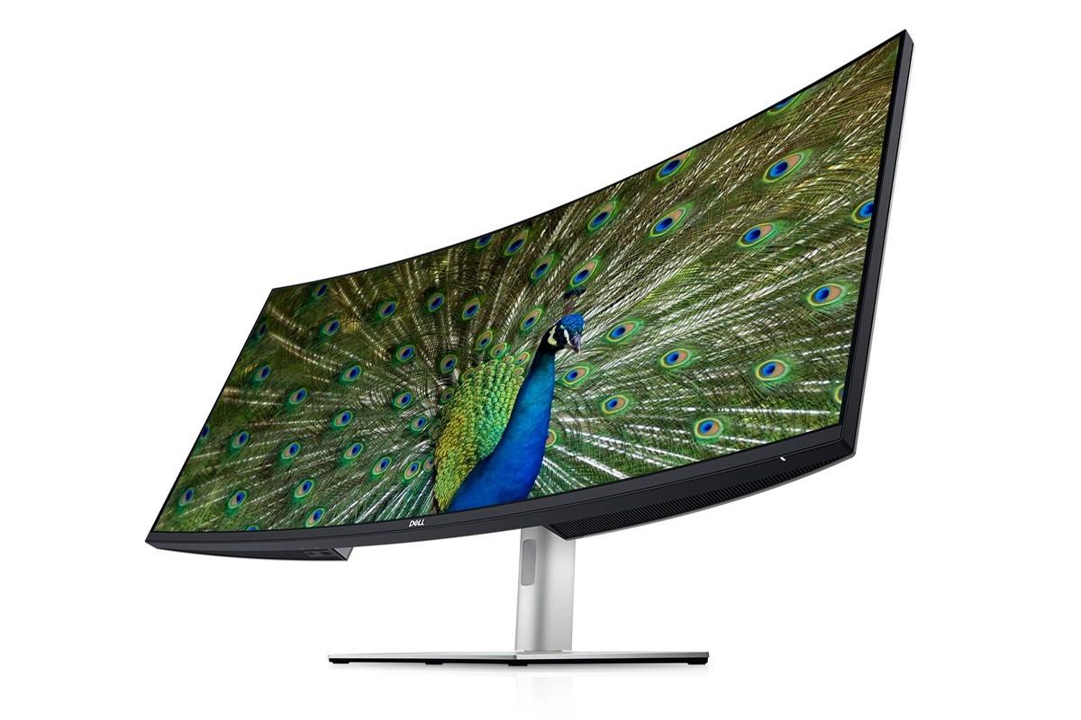戴尔首次推出其40英寸超宽曲面显示器UltraSharp 40