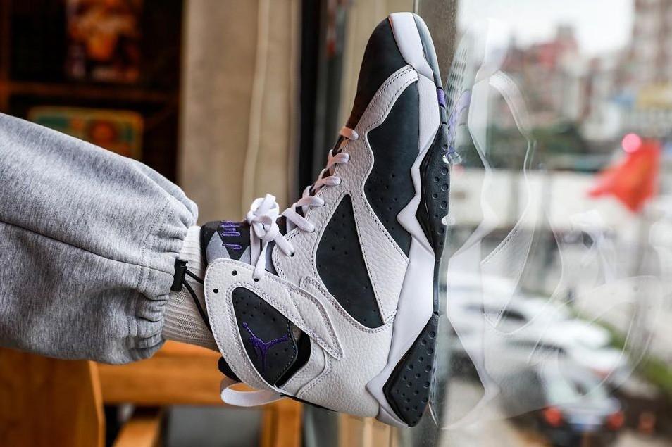 Air Jordan 7 Flint即将发售