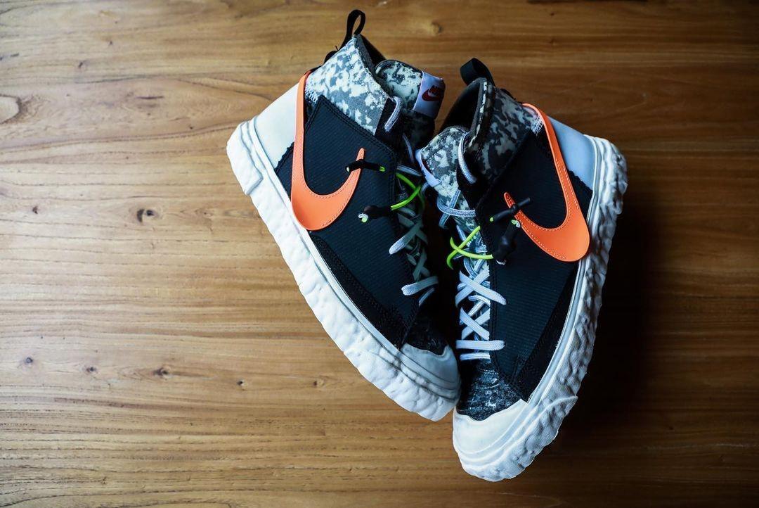 详细了解READYMADE x Nike Blazer