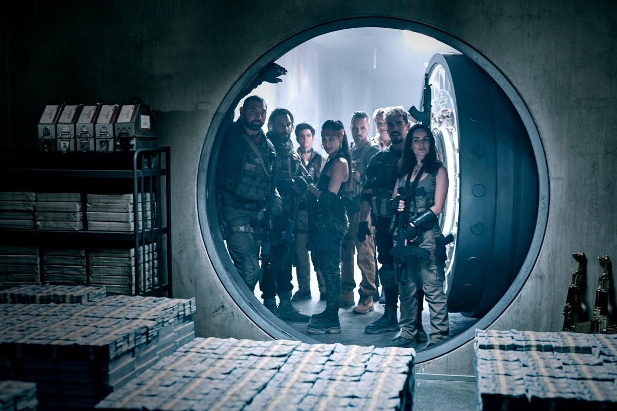 Netflix首次透漏扎克·斯奈德导演的僵尸电影《死亡之师》