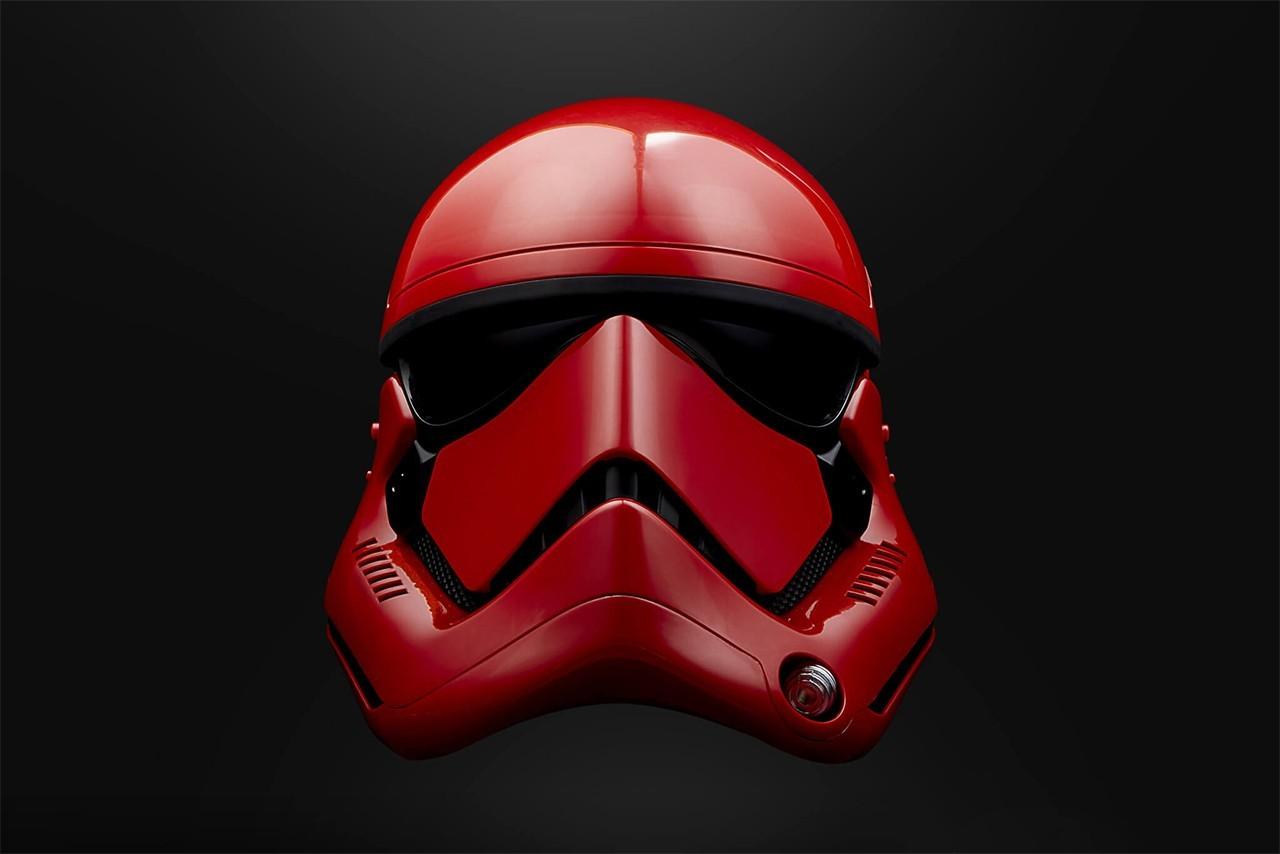 孩之宝的《星球大战》队长红衣头盔现在可以预订